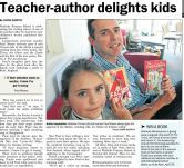 Teacher-author delights kids